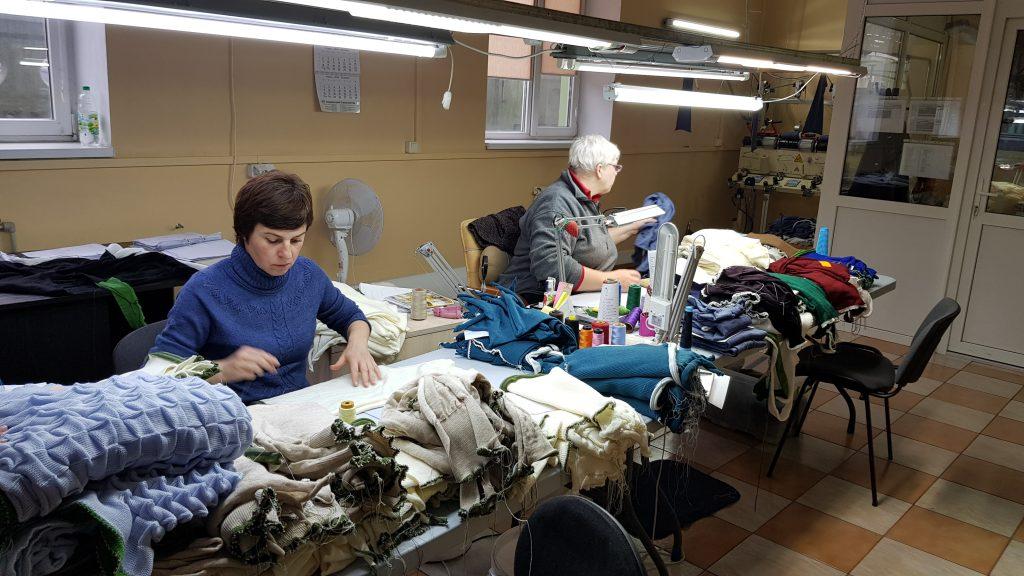 Три поради з Канади: на що звернути увагу українським експортерам одягу Three tips for Ukrainian apparel producers from Canada